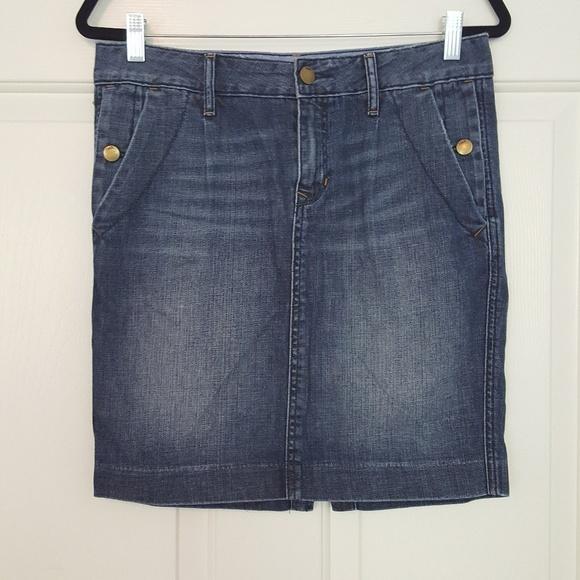GAP Dresses & Skirts - GAP Jeans skirt